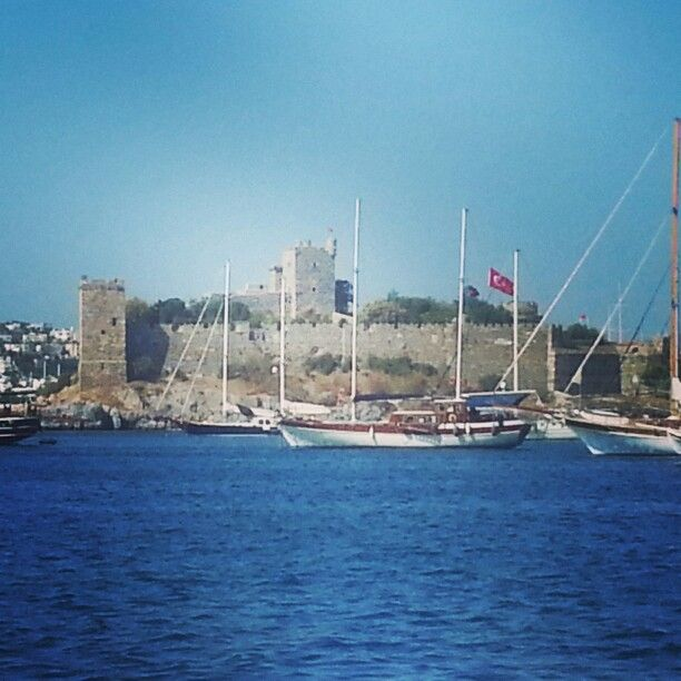 Bodrum in Autumn