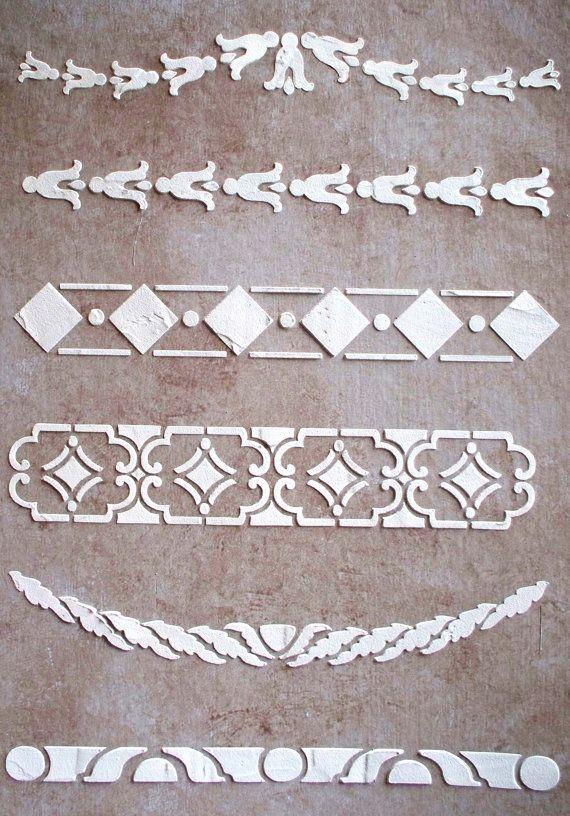 border frieze patterns
