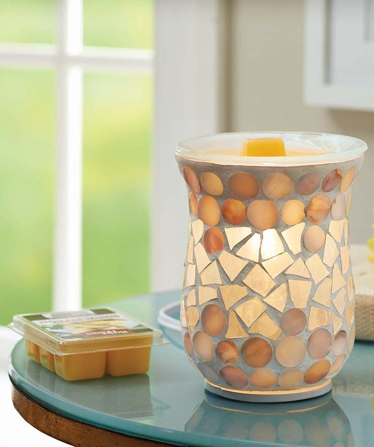 Better Homes And Gardens Mosaic Wax Warmer