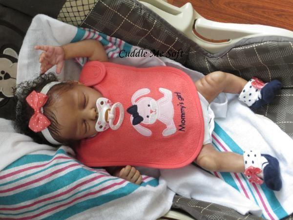 Biracial Reborn Baby Girl For Sale Maisie By Marita