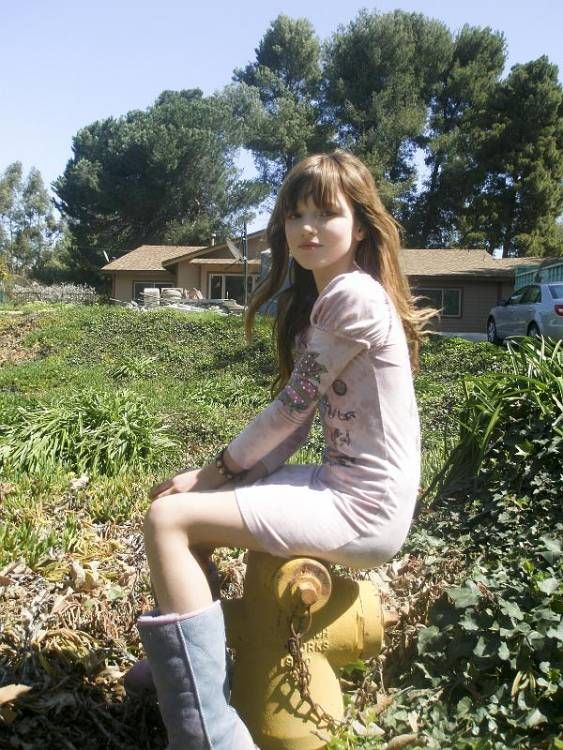 Bella Thorne One Wish Photos