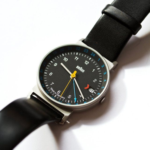 Braun AW24 Watch