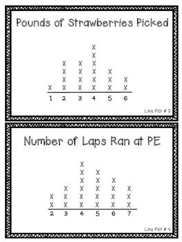 line plots worksheets 3rd grade