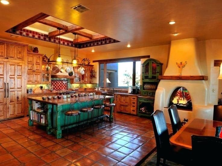 Mexican Style Kitchens, Mexican Style Kitchen Design