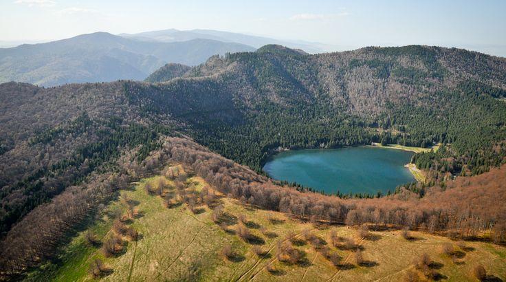 St. Anne Lake (Lacul Sfanta Ana)