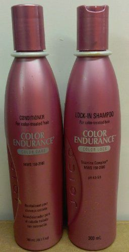 Joico Color Endurance Shampoo & Conditioner Duo for Color-Treated Hair 10.1 Oz by Joico. $22.90