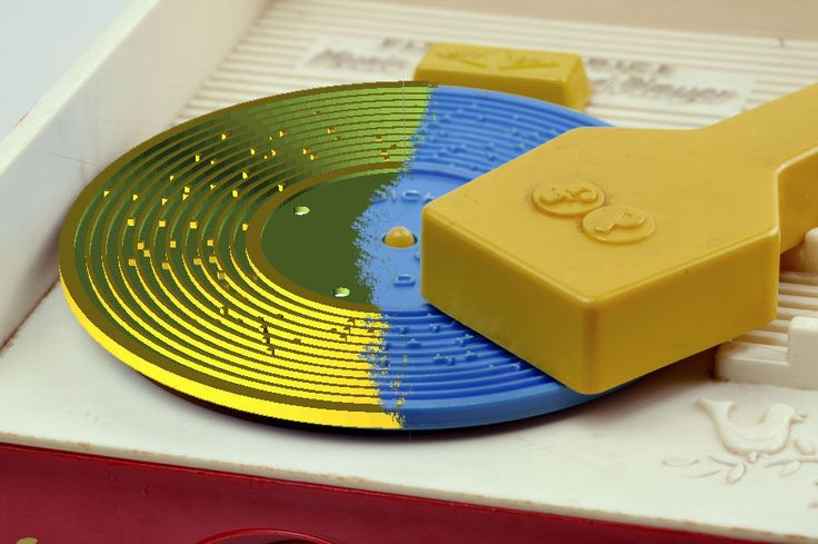 3D printing finally lives up to its promise: make custom records for