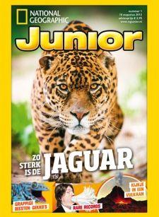 Zit jij in groep 6, 7, 8 of de brugklas? Dan is National Geographic Junior jouw tijdschrift! Iedere vier weken kom je alles te weten over dieren, natuur, mensen en de mooiste en meest bijzondere plekken op aarde. Het tijdschrift staat vol met spannende reportages van onderzoekers, bijzondere dieren, spectaculaire natuurverschijnselen, bizarre records en wonderlijke weetjes. Ook super handig voor spreekbeurten en werkstukken op school! In NGJ vind je natuurlijk ook puzzels en prachtige…