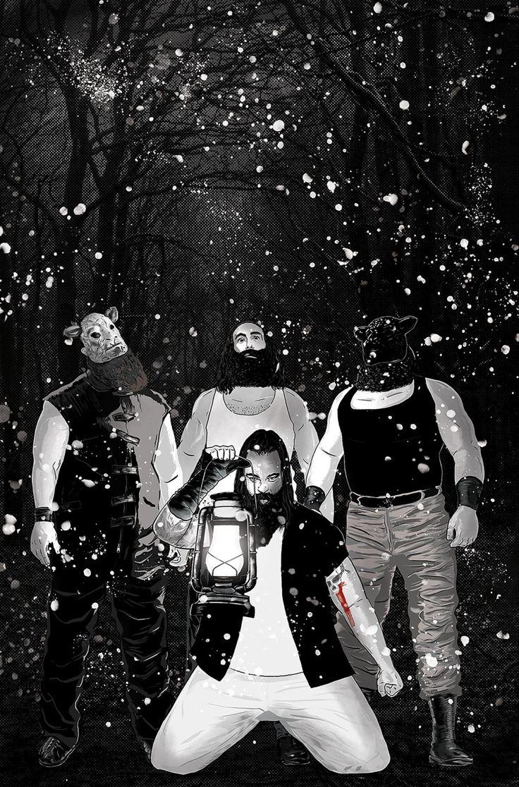 #WWE #Wyatt #Wyatt_family #Bray_Wyatt #Braun_Strowman #Luke_Harper #Erick_Rowan