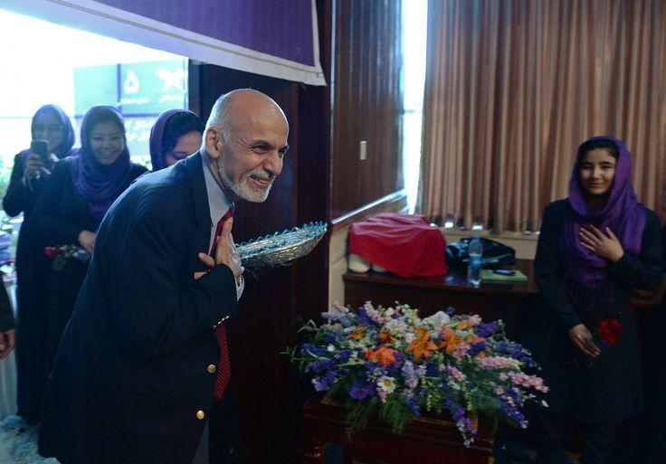 Once an American professor, Ashraf Ghani is seeking the Afghan presidency, local-style - The Washington Post