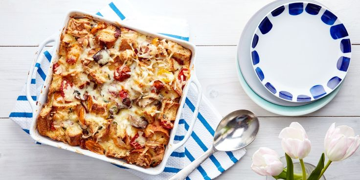 How to Make Breakfast Strata Without a Recipe | Epicurious.com