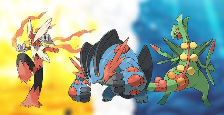 Five new #MegaEvolution stones now available for #PokemonSun and #PokemonMoon. http://www.pokemondungeon.com/pokemon-sun-and-moon-versions/get-mega-stones-for-sceptile-blaziken-swampert-camerupt-and-banette