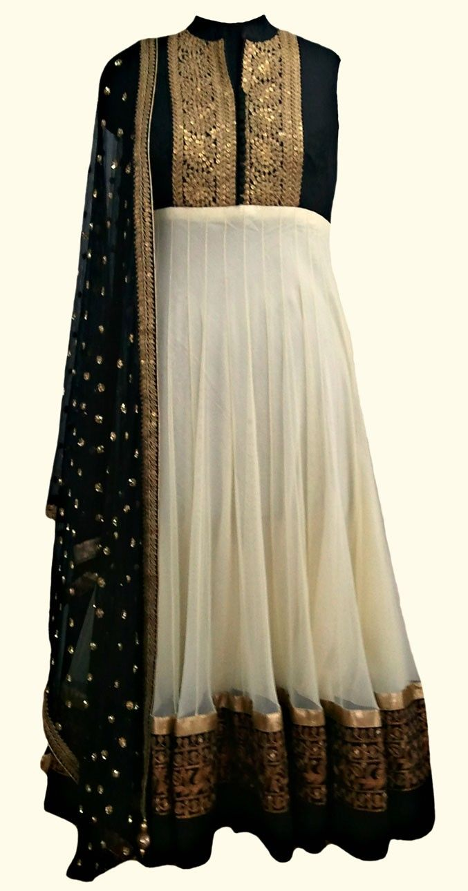 Antique-Gota Anarkali