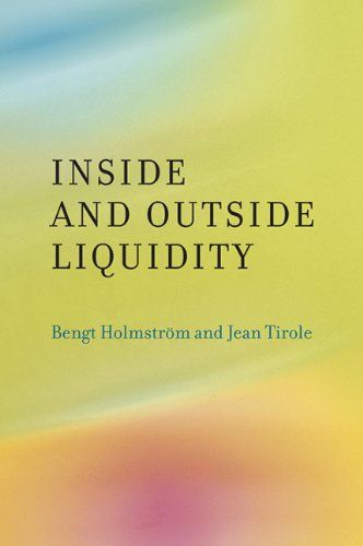 63 best a porta ilustrada nobel de economa images on pinterest inside and outside liquidity bengt holmstrm and jean tirole 2011 fandeluxe Image collections