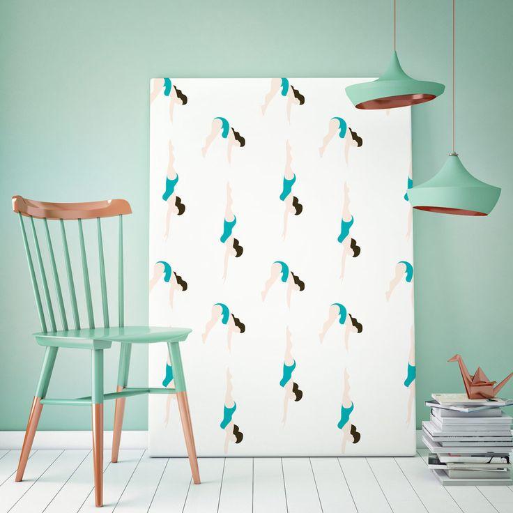 les 15 meilleures images du tableau popart by papermint sur pinterest autocollants coussin. Black Bedroom Furniture Sets. Home Design Ideas