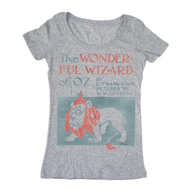 Wizard Of Oz Tee Women's