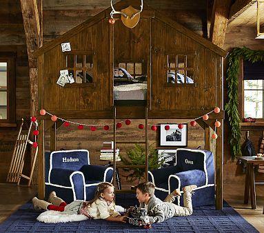 Tree house room ideas