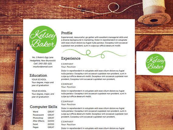 72 best CV templates images on Pinterest Resume design, Design - baker assistant sample resume
