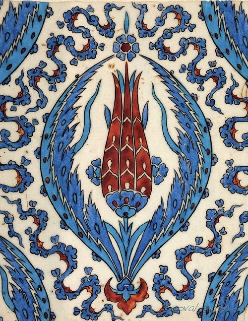 iznik tiles | Tumblr