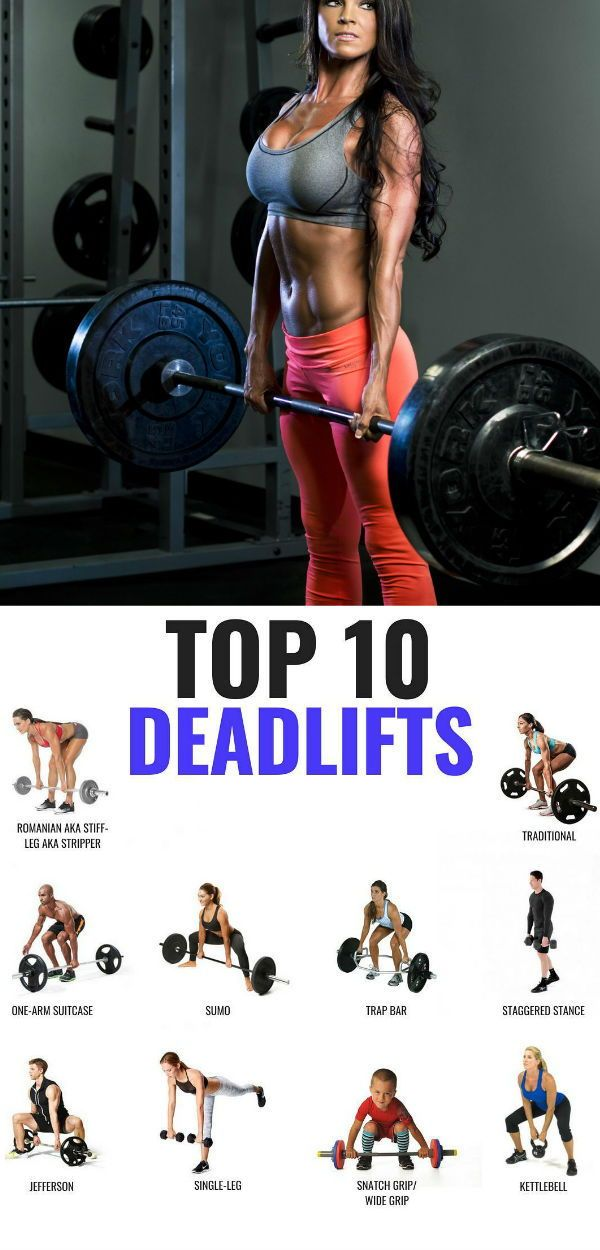 3fe2c01bf312 There s a reason why most women are dead set on including deadlifts in  their workouts. They re one of the best moves for hitting a lot of muscle  groups at ...