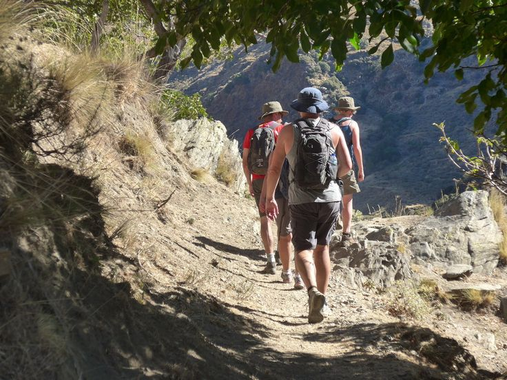 Mountain walking and hiking holidays for all in the Alpujarras and Sierra Nevada, Granada Province. Also Malaga and Seville provinces of Andalucia