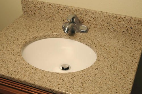 For Main Bath 31 Quot X 22 Quot Riverstone Quartz Vanity Top At