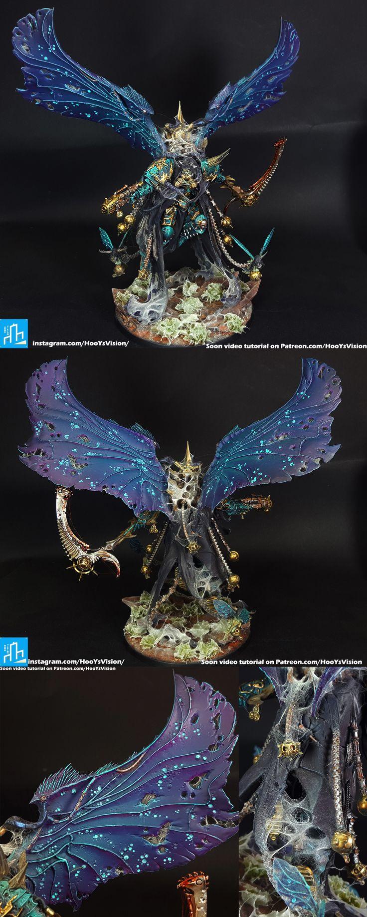 Mortarion, Daemon Primarch of Death Guard