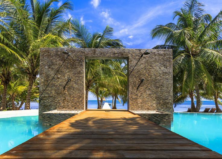 15 best el secreto ambergris caye belize images on for Small luxury beach resorts
