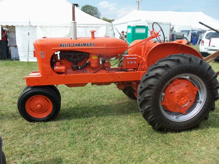 Allis Chalmers Wd45 : Allis chalmers wd tricycle pinterest