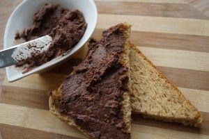Proteinrig nutella (med belgisk sukkerfri chokolade) - sukkerfri udgave