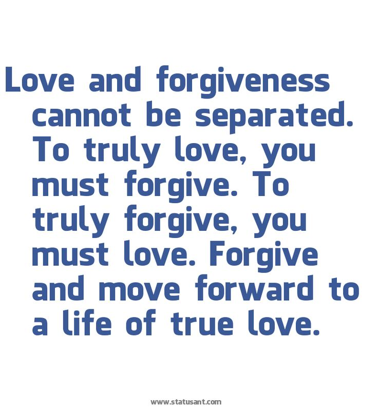love and forgiveness Forgiveness: a time to love and a time to hate is designed to encourage contemplation and spark conversation the institute invites viewers to engage with additional resources developed by the .
