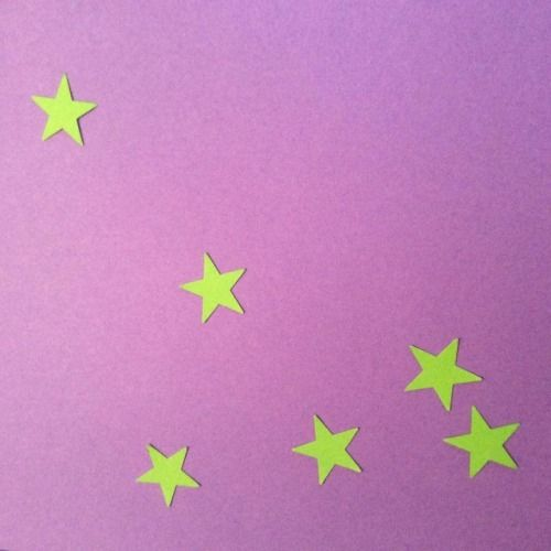 ✨✨STARS In the studio! We'll be turning them into cupcake toppers!