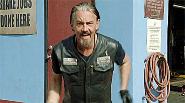 16 Sons of Anarchy GIF Images That Are Guaranteed To Make Your Day | SOAFANATIC