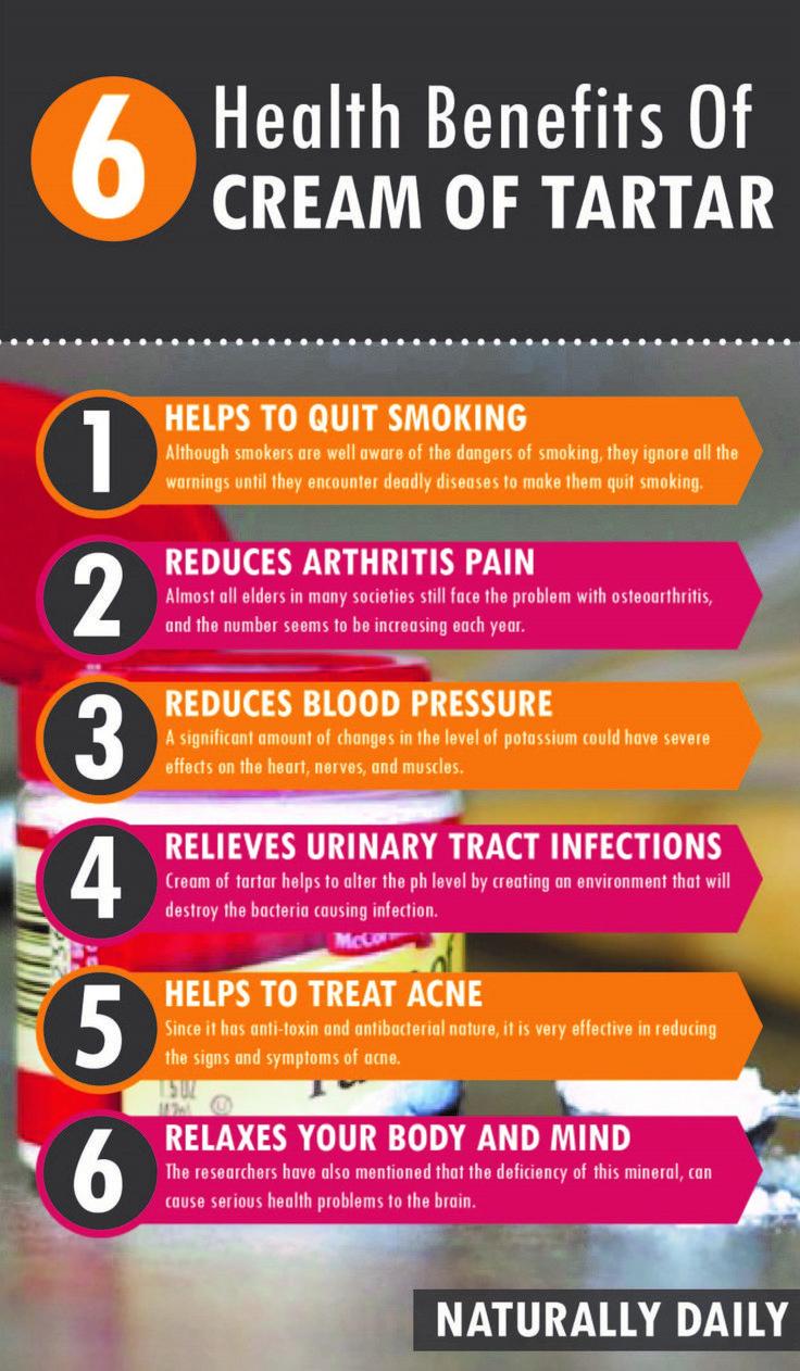 Cream health
