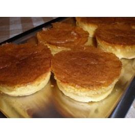 Queijadas - Portuguese Food