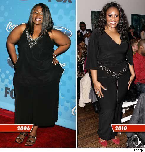 Mandisa 2017 Weight Gain