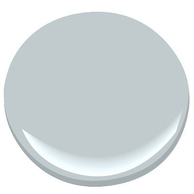 kitchen? BM 1626 Gentle Gray: This versatile shade of soft gray resembles a gentle early-morning fog. With its soft blue undertone, it adapts to virtually every space.