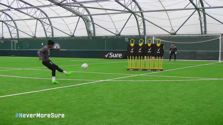 Watch Willian, Pedro and Michy Batshuayi take on the Sure Pressure Series challenge! ⚽️