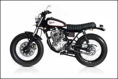 Yamaha Scorpio Bali - Jap Style