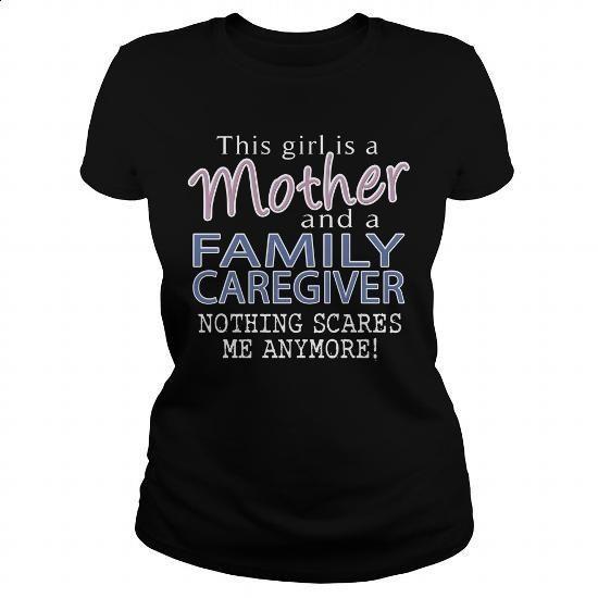 FAMILY CAREGIVER - MOTHER - #shirts #harvard sweatshirt. I WANT THIS => https://www.sunfrog.com/LifeStyle/FAMILY-CAREGIVER--MOTHER-Black-Ladies.html?60505