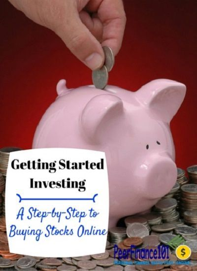 Getting started #investing - how to buy #stocks online and the risks you need to avoid. Learn how to open an online investing account and how to invest with theses basics for stocks.   Personal Finance tips, #finance Personal Finance tips