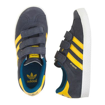 Kids\u0027 Adidas� gazelle sneakers in black - Sneakers - Boy\u0027s features ...