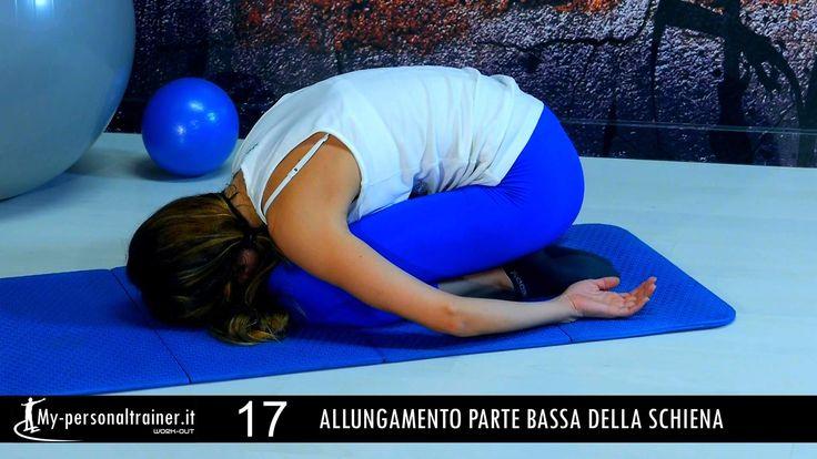 Per prevenire il mal di schiena, oltre che eseguire esercizi di potenziamento muscolare, è importante praticare anche esercizi di allungamento per alleviare ...