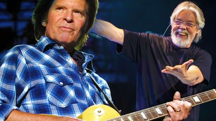 """Rock Legends John Fogerty And Bob Seger Come Together On """"Who'll Stop The Rain"""""""