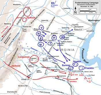Battle of Fredericksburg - Wikipedia, the free encyclopedia