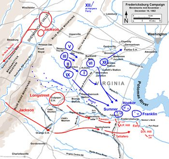 Battle of Fredericksburg - Wikipedia, the free encyclopedia