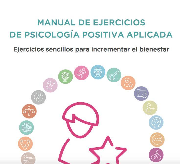 Manual del Colegio de Psicólogos de Madrid sobre la psicología positiva aplicada