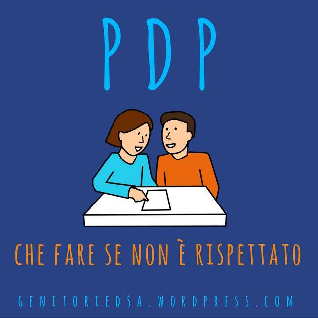 PDP non rispettato: che fare? | Genitori e DSA