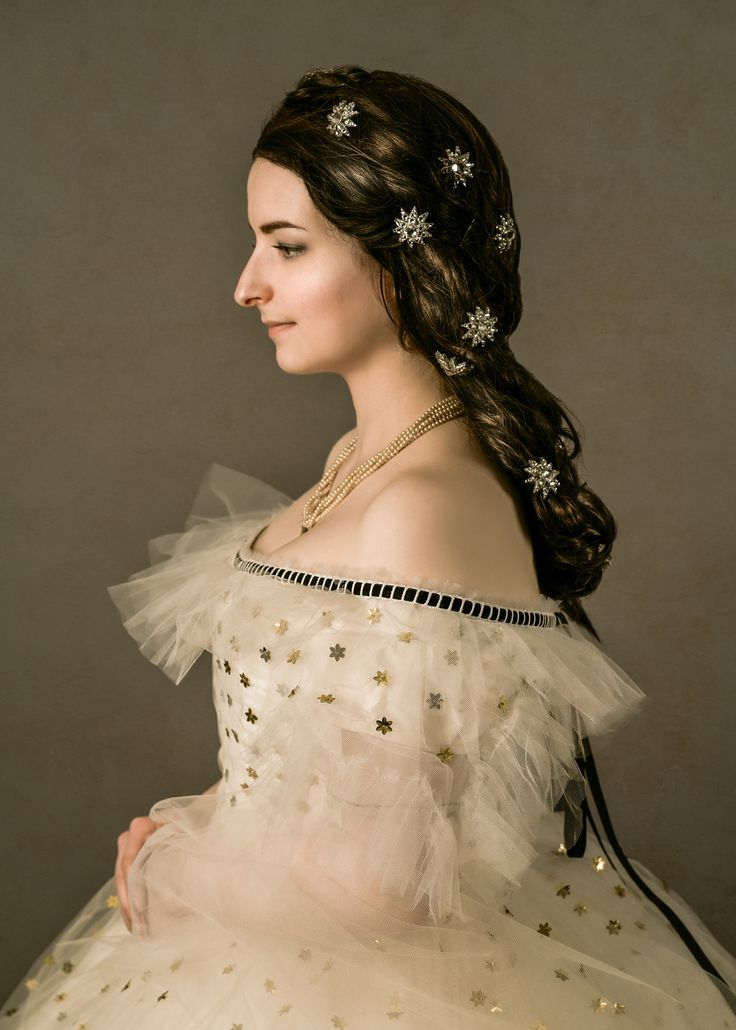 Many many thanks to Barbara Asboth Photography to make these stunning photos of my Sisi star dress