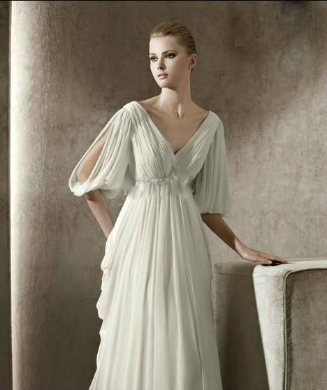 Custom Made Wedding Dress Greek Inspired: 78 Best Images About Women Of Troy Inspiration On